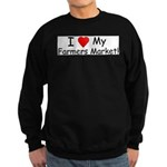 Heart Farmers Market Sweatshirt (dark)