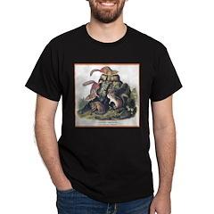 Audubon Chipmunk Animal (Front) T-Shirt