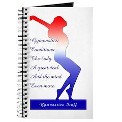 Gymnastics Journal - Mind