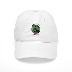 Peas On Earth Baseball Cap