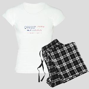 Carson City Nevada Pajamas