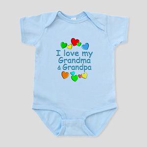 Grandma & Grandpa Infant Bodysuit