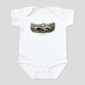 Aububon Mole Animal Infant Bodysuit