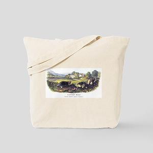 Aububon Mole Animal Tote Bag