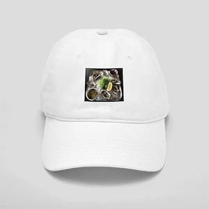 Kumamoto oysters Cap