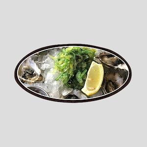 Kumamoto oysters Patch