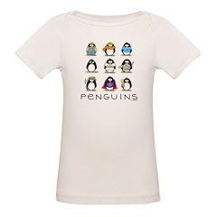 9 Penguins Tee