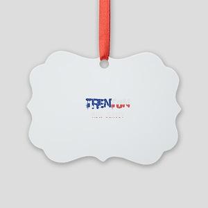 Trenton New Jersey Picture Ornament