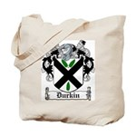 Durkin Coat of Arms Tote Bag