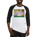 Garden / Eskimo Spitz #1 Baseball Jersey