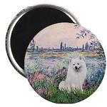 Seine / Eskimo Spitz #1 Magnet