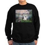 Seine / Eskimo Spitz #1 Sweatshirt (dark)