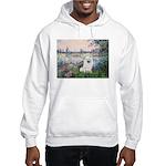 Seine / Eskimo Spitz #1 Hooded Sweatshirt