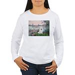 Seine / Eskimo Spitz #1 Women's Long Sleeve T-Shir