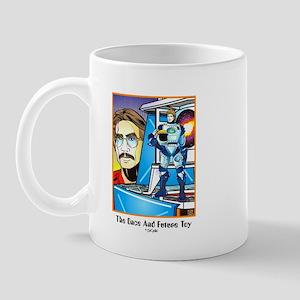 """THE ONCE & FUTURE TOY"" Mug"