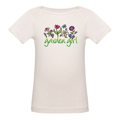 Garden Girl 2 Tee