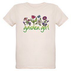Garden Girl 2 T-Shirt