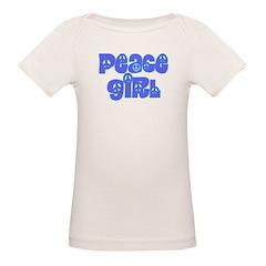 Peace Girl Tee