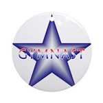Gymnastics Ornament - Star