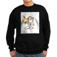 IDAHO MONKEY Sweatshirt (dark)
