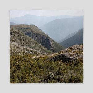 Forth Valley, Tasmanian wilderness Queen Duvet