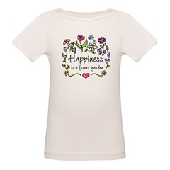 Happines is.. Garden Tee