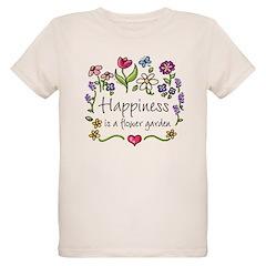 Happines is.. Garden T-Shirt
