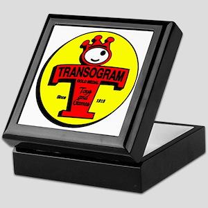 """""""TRANSOGRAM"""" Keepsake Box"""