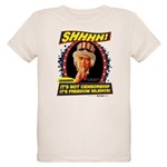 Freedom Silence Organic Kids T-Shirt