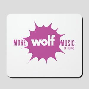 WOLF Syracuse '72 -  Mousepad