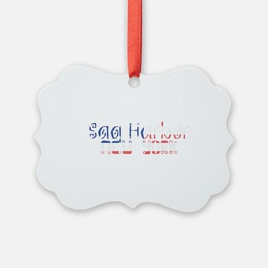 Sag Harbor New York Ornament