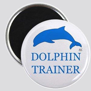 Dolphin Trainer Magnet