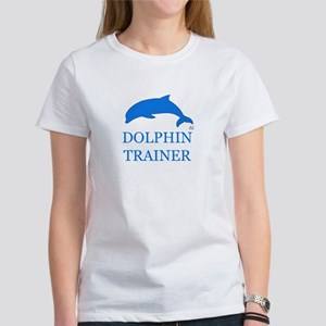 Dolphin Trainer Women's T-Shirt
