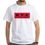 KYA San Francisco 1960 - White T-Shirt