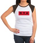 KYA San Francisco 1960 - Women's Cap Sleeve T-Shi