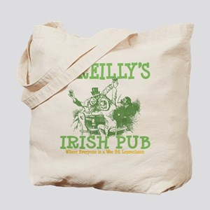 O'Reilly's Irish Pub Personalized Tote Bag