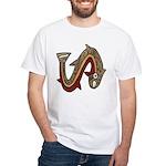 Pre-Columbian White T-Shirt