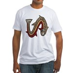 Pre-Columbian Fitted T-Shirt