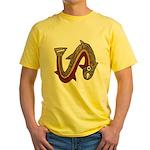 Pre-Columbian Yellow T-Shirt