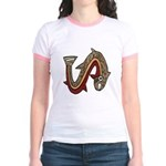 Pre-Columbian Jr. Ringer T-Shirt