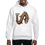 Pre-Columbian Hooded Sweatshirt