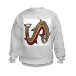 Pre-Columbian Kids Sweatshirt