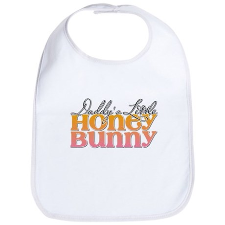 Dady's Honey Bunny Bib