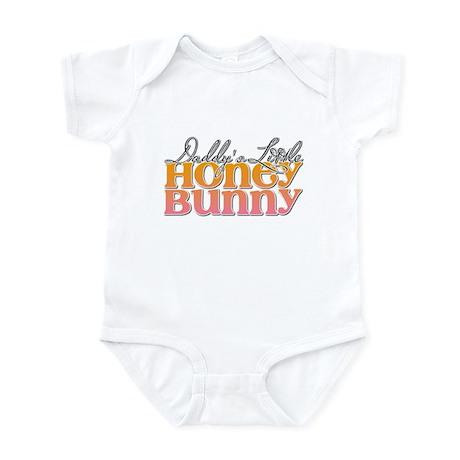 Dady's Honey Bunny Infant Bodysuit