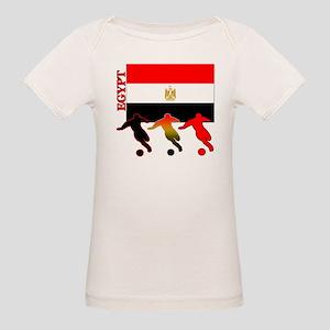Egypt Soccer Organic Baby T-Shirt