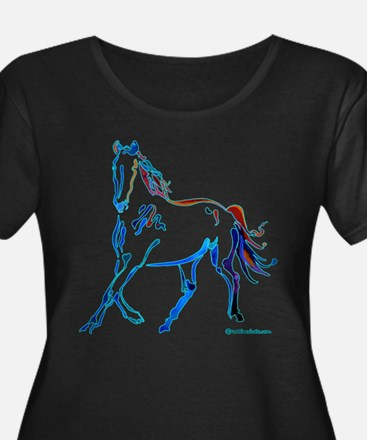 Horse of Many Colors T