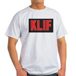 KLIF Dallas 1966 - Ash Grey T-Shirt