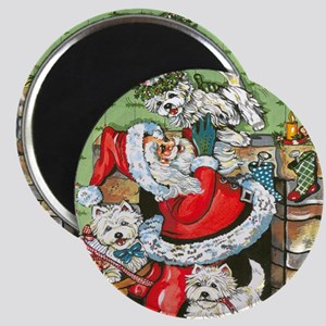 Santa's Little Helpers Magnet