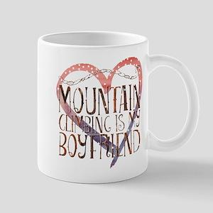 Mountain Climbing is my boyfriend Mugs