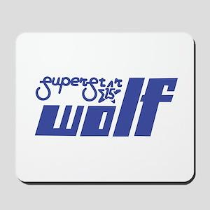 WOLF Syracuse 1981 -  Mousepad